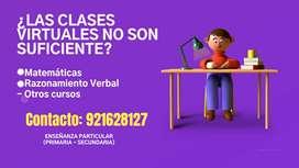 Profesor particular (secundaria - primaria) Piura