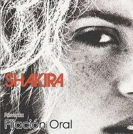 Shakira La tortura CD single de preventa