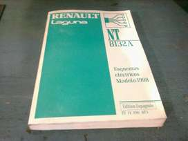 Manual Electricidad Renault Laguna