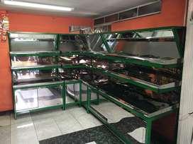 Muebles para Fruver  Fabrica