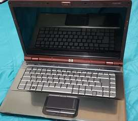 Portatil hp core 2 duo, 4gb de ram