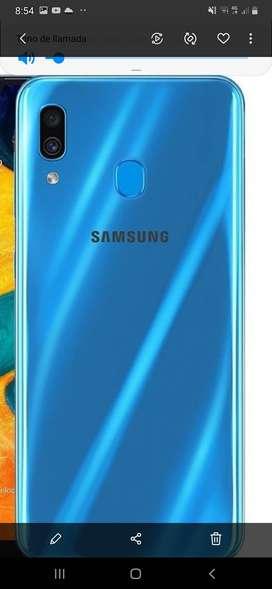 Samsung A30 barato