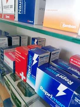 Se necesita tecnica en farmacia