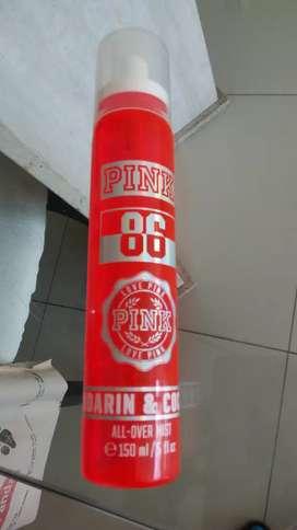 Perfumes pink victoria secret
