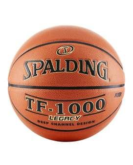 Pelota Basquet Spalding Original TF-1000 Legay Cuero Basket