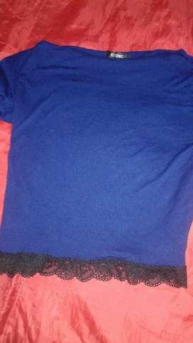 Camiseta con Mangas Osford