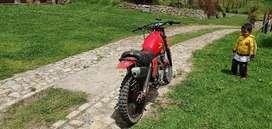 Honda Xl 250 Md. 81. Clasica