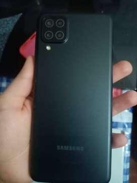 Samsung A12 poco tiempo de uso 10/10•