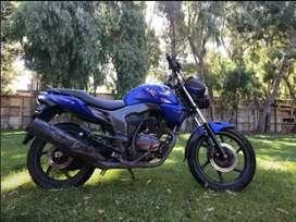 SOLO VENDO HONDA INVICTA 150cc