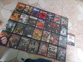 VENDO JUEGOS DE PS2 ORIGINALES