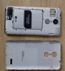 Vendo celular sin cargador