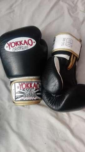 Guantes de box yokkao