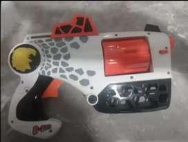 G-Blaster grande para chicos + dardos para jugar