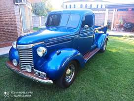 Chevrolet 39 pick up titular