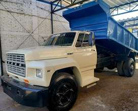 FORD 700  1984. Impecable. Volquete Baco. Permuto