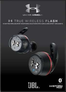 Audífonos Jbl Under Armour True Wireless Flash Bluetooth Imp