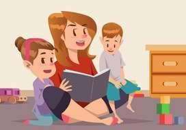 cuidado de niños y adultos