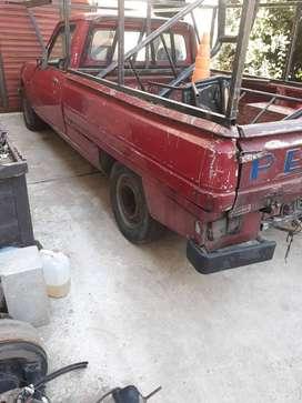 Peugeot 504 pickup diesel 1986