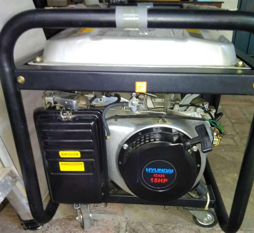 Generador Electrico Hyundai HY 9000 LE