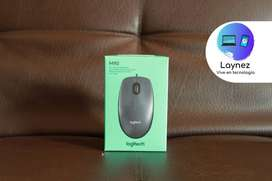 Mouse Logitech M90  USB Nuevo