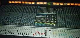Consola de sonido inglesa A&H no soundcraft Yamaha Tascam mackie bheringer