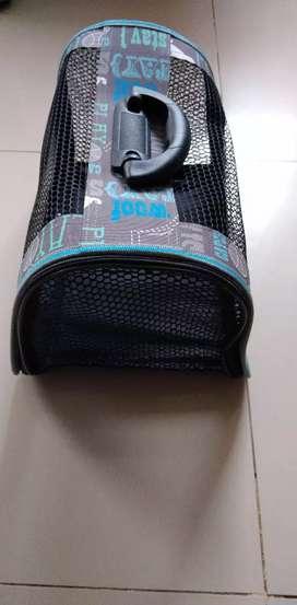 Bolso transportador de mascota