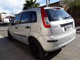 Ford Fiesta 2009 con gnc