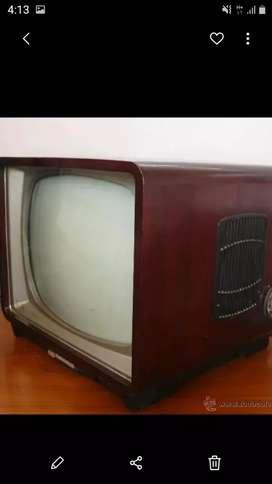 TV  VINTAGE PHILLIPS  AÑOS 40