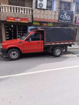 VENCAMBIO  CAMIONETA  ESTACA B2000