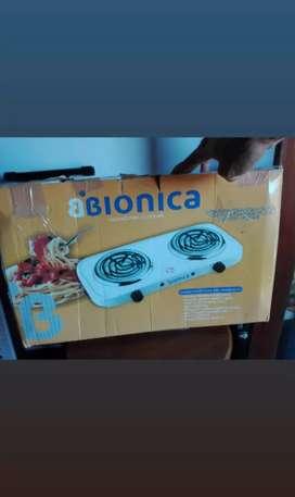 Anafe eléctrico Bionica