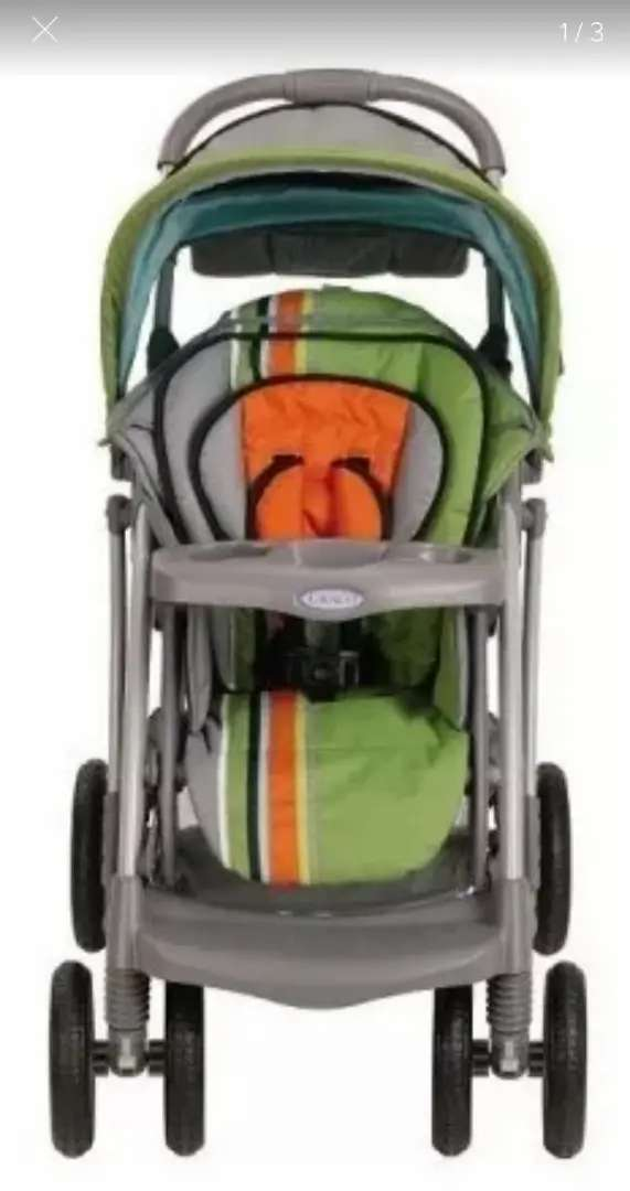 Coche Graco travel system 0