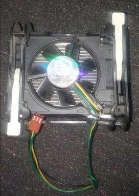 disipador con cooler en perfecto estado - socket 478 u otros...