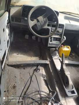 Vendo Renault 18 break para repuestos caja motor  en buen estado