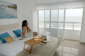 Suite Resort Altamar II Playas Villamil - Vista al mar