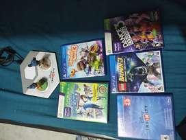 JUEGOS DE PS4 Y DE XBOX 360 ORIGINALES,