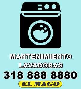 Reparacion y mantenimiento lavadoras