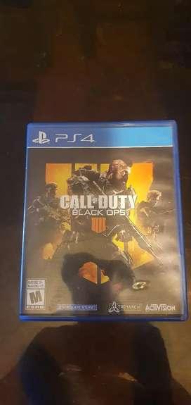 Se vende juego PS 4