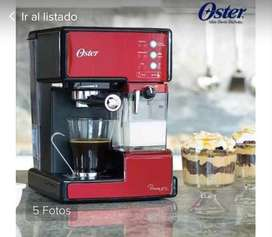 Cafetera latte oster
