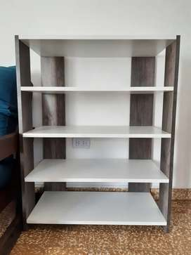 Organizador con 5 estantes - Nuevo