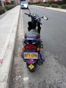 Vendo moto agility
