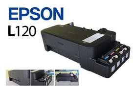 Impresora Epson L120 para Sublimar + obsequio