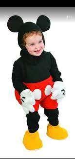 Disfraz Mickey Mouse original marca Disney