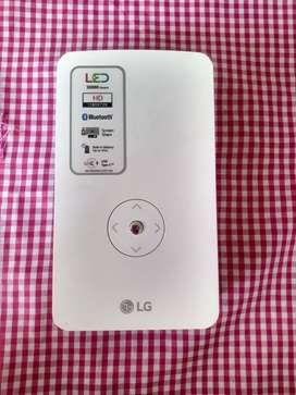 LG Electronics Ph30jg Proyector De LED Con batería integrada