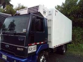 Ford cargo 815 modelo 2007