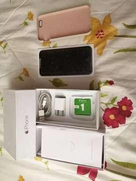 IPhone 6 de 16 gb flamante $130 negociables