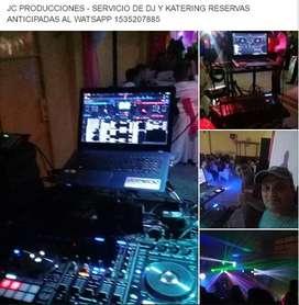 SERVICIO DE DJ 1535207885 POR WATSAPP