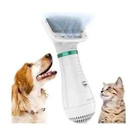 Cepillo Secador Para Mascotas 2 En