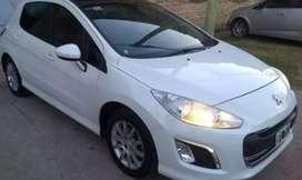 Vendo o Permuto..Peugeot allure 308 motor 1.6 nafta