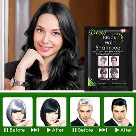 Shampoo Tinte Natural color Negro