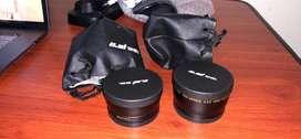Simuladores Macro Y Tele Canon